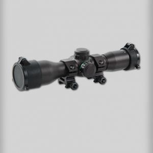 Прицел Carbon Express 4X32 X-BOW PRO 5-STEP LIGHTED SCOPE